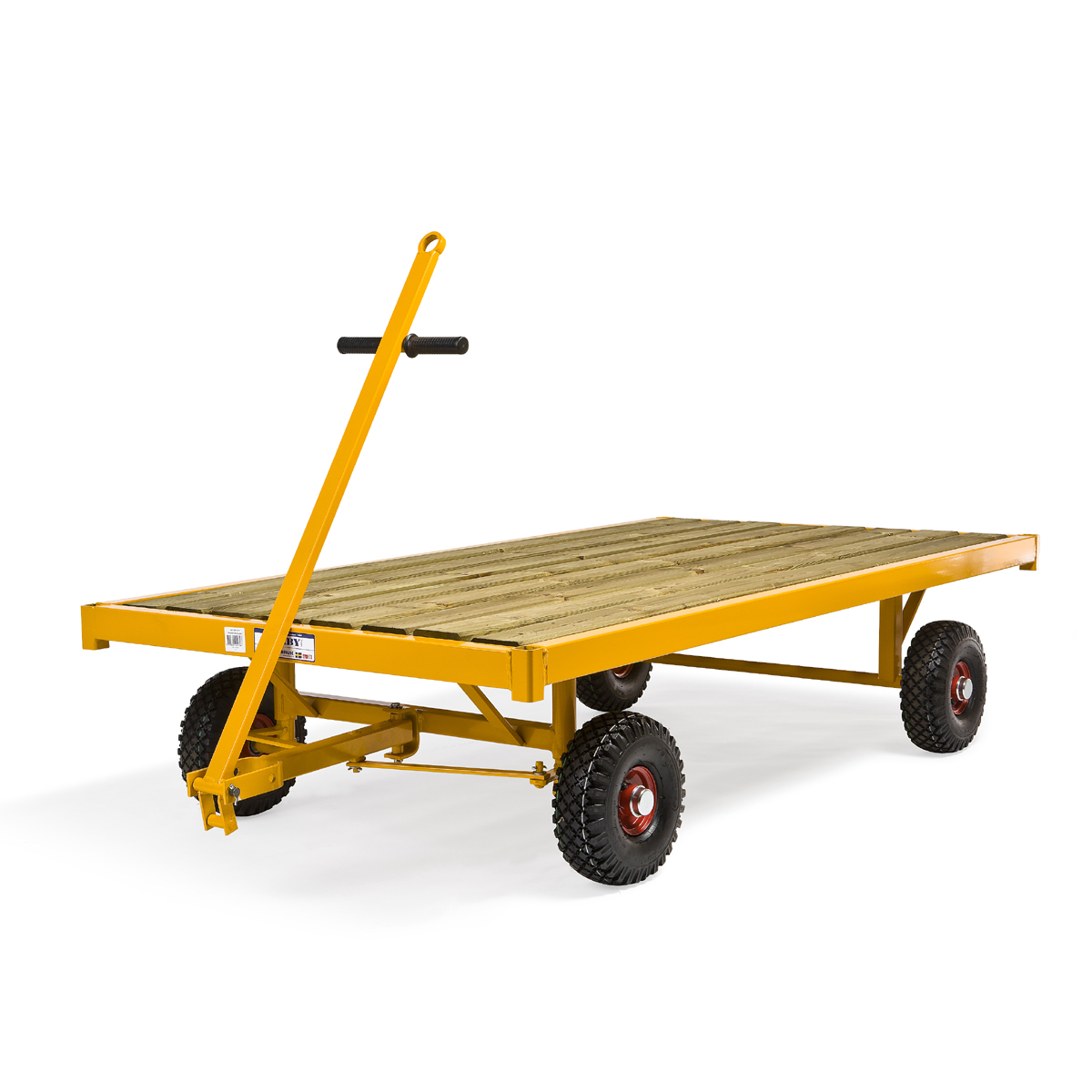 TRANSPORT TROLLEY 3, 1000 KG