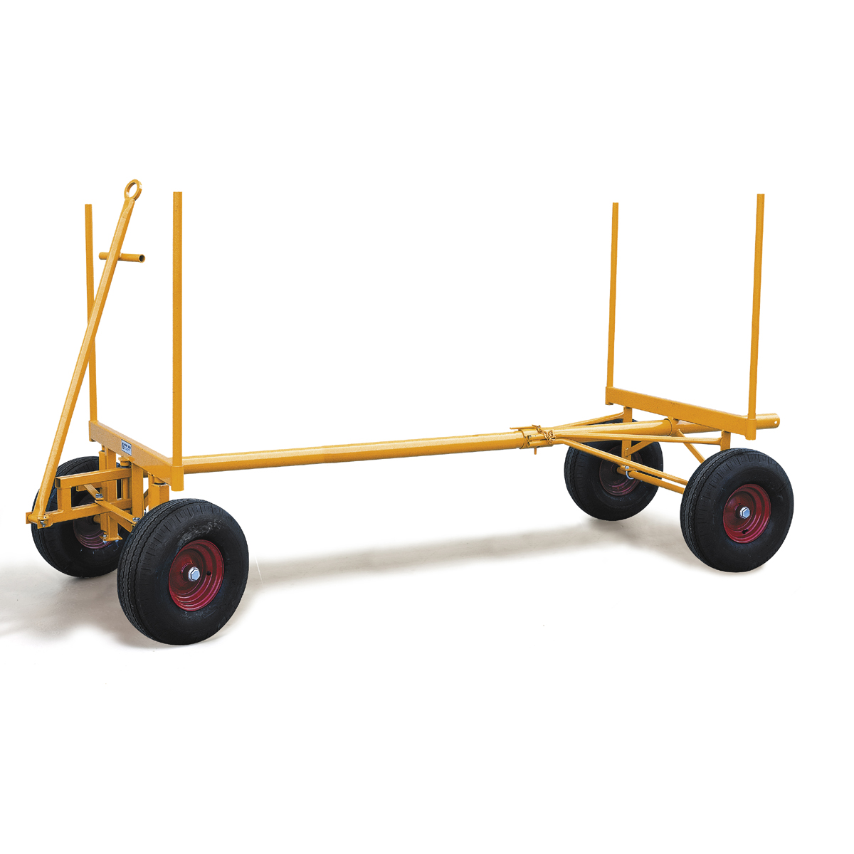 LONG-GOODS TRAILER 6000, 3500 KG
