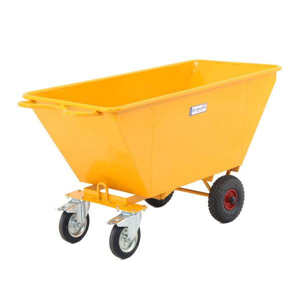 BULK BARROW 300  L 4-WHEELS