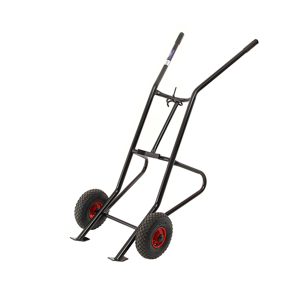 BARREL TROLLEY BLACK
