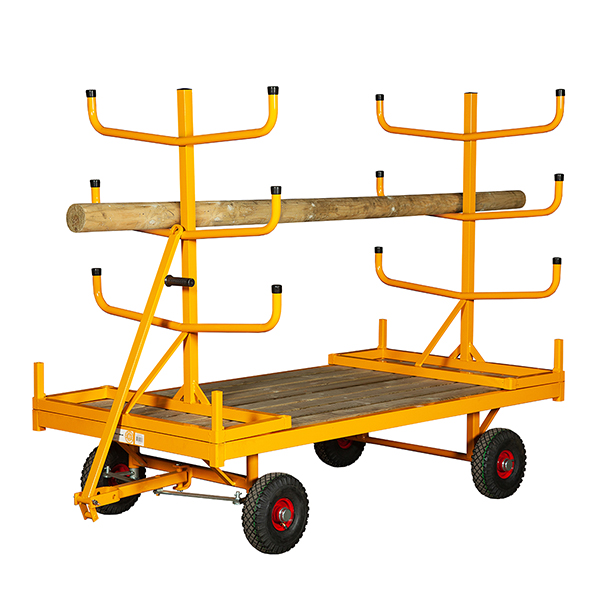 TRANSPORTTROLLEY 3,1000KG BEAM RACK