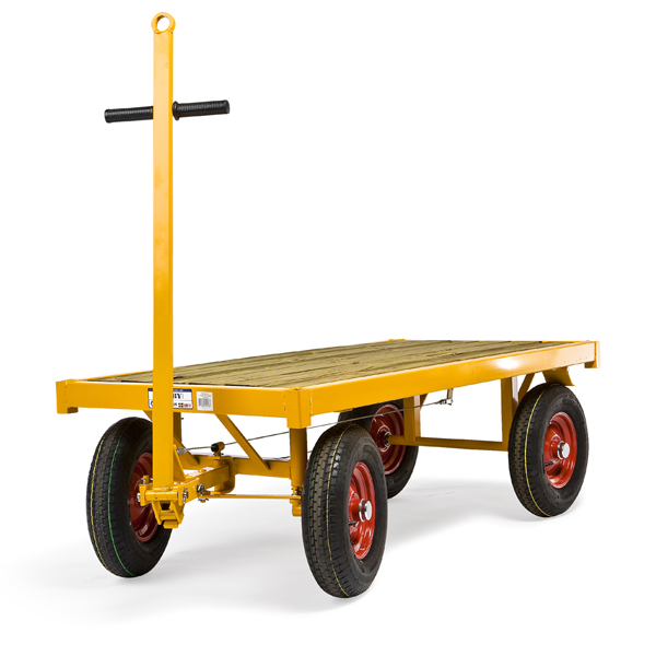 TRANSP. TROLLEY 1, 1500 kg w BRAKE