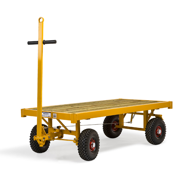 TRANSP. TROLLEY 1, 1000 kg w BRAKE