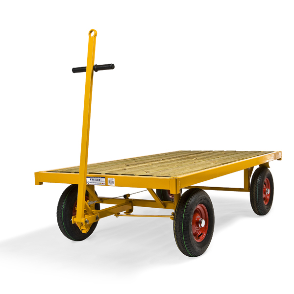 TRANSP.TROLLEY 3, 1500 KG w BRAKE