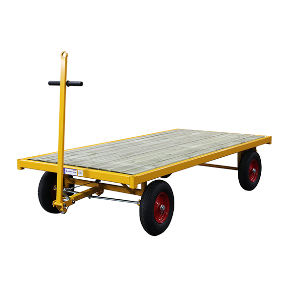 TRANSP. TROLLEY 5, 1500 kg w BRAKE