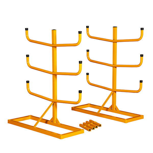 Beam rack for transport trolley 3