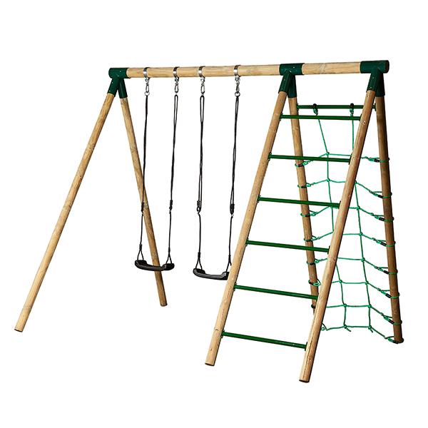 WOODEN SWING ACTIVE HIGH