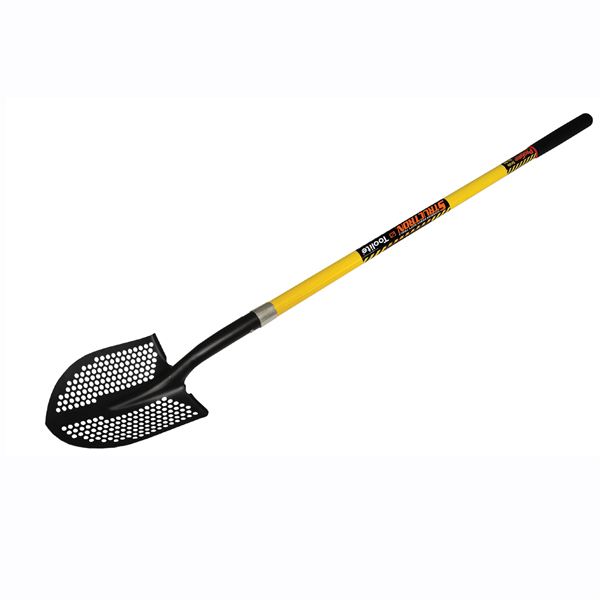 TOOLITE, ROUND POINT SHOVEL, LONG