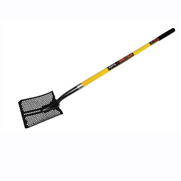 TOOLITE, SQUARE POINT SHOVEL, LONG