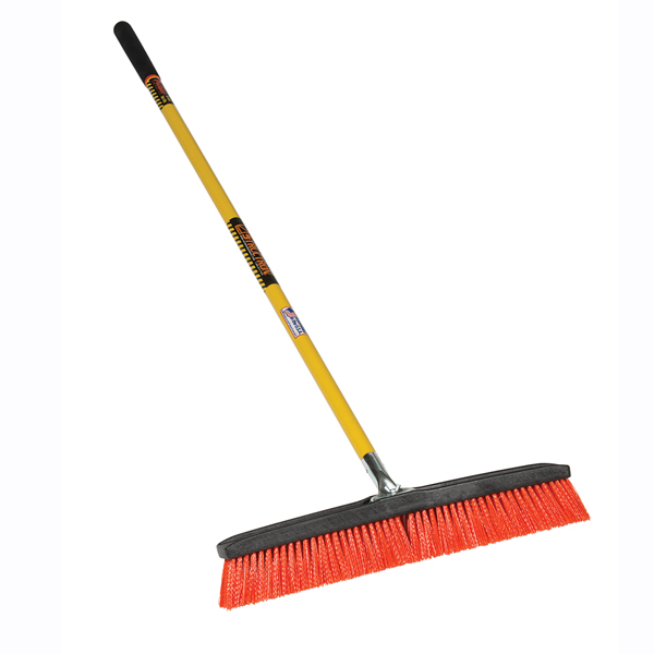 PUSH BROOM ROUGH SURFACES 600 mm