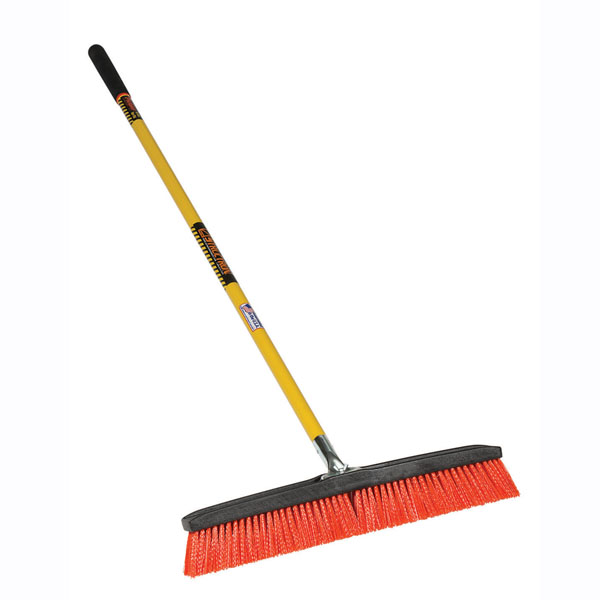 PUSH BROOM ROUGH SURFACES 450 mm