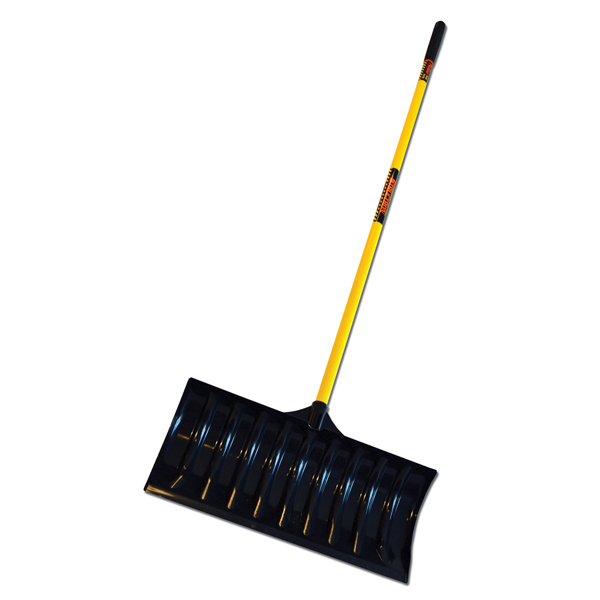 SNOW SHOVEL 285x670 mm, LONG